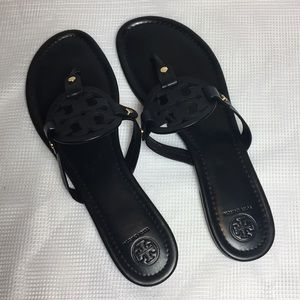 Tory Burch Miller Sandals Size 12